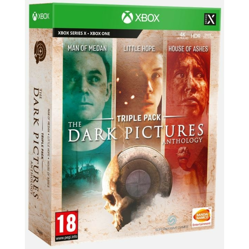 The Dark Pictures Anthology Triple Pack (Xbox One)