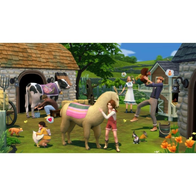 The Sims 4 Cottage Living kiegészítő csomag