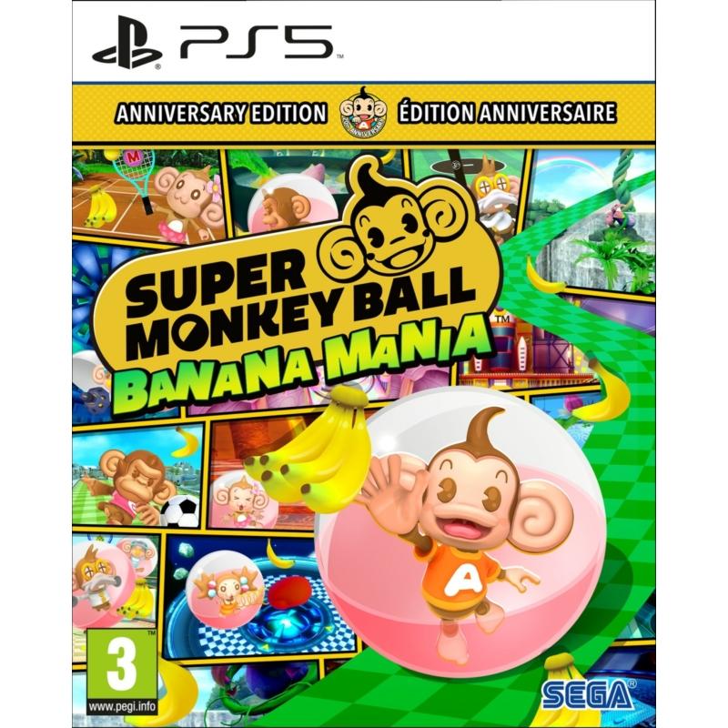 Super Monkey Ball: Banana Mania (PS5)