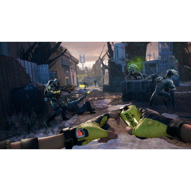 Tom Clancys Rainbow Six Extraction (PS4)