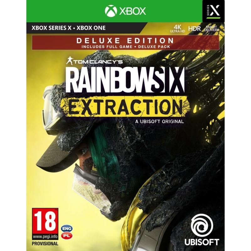 Tom Clancys Rainbow Six Extraction Deluxe Edition  (XONE | XSX)