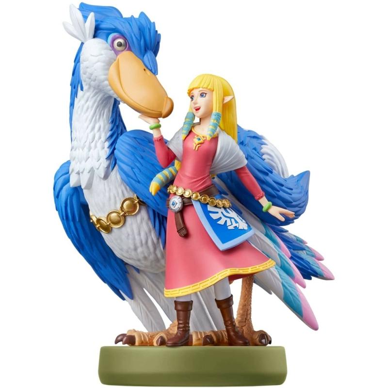 Amiibo Zelda & Loftwing kiegészítő figura
