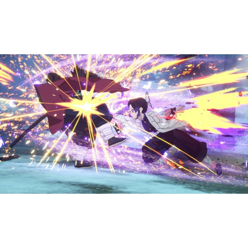 Demon Slayer -Kimetsu no Yaiba- The Hinokami Chronicles (XONE   XSX)