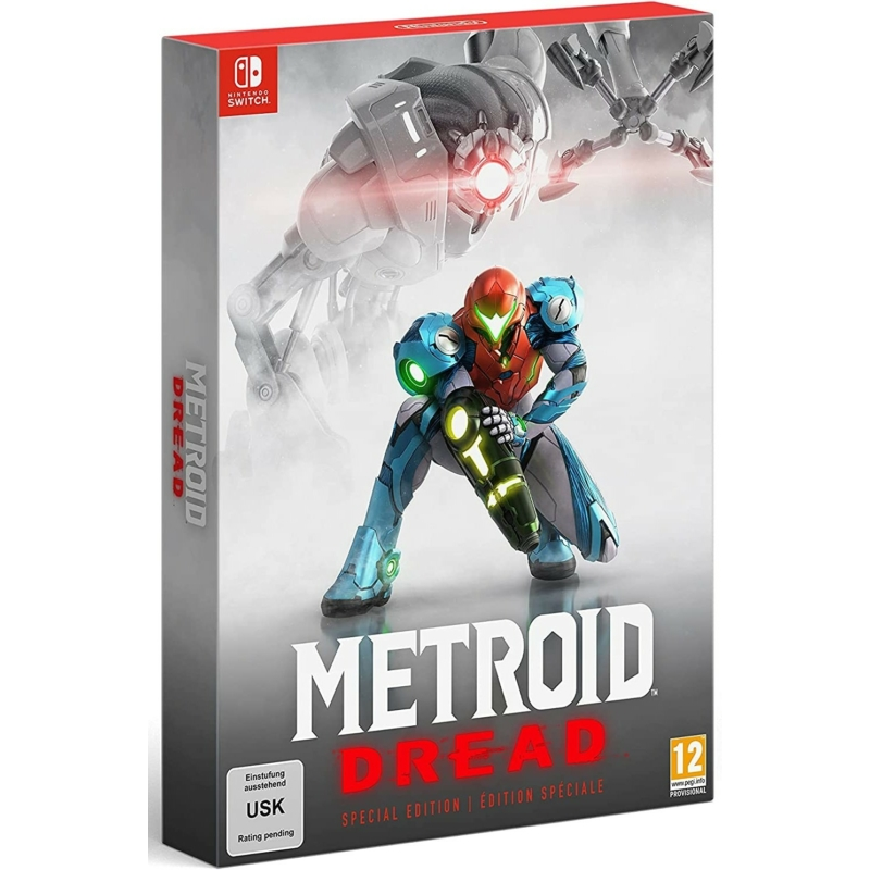 Metroid Dread Special Edition (Switch)