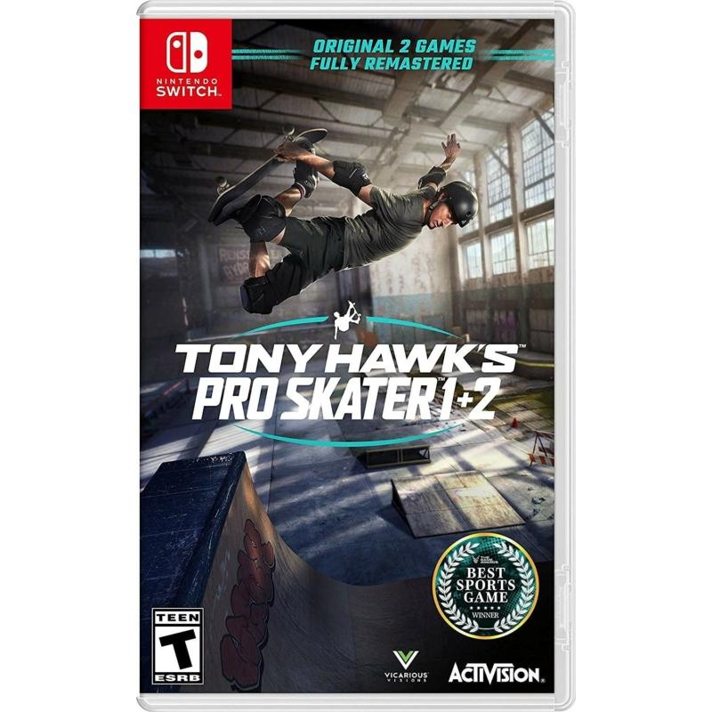 Tony Hawk's Pro Skater 1+2 (Switch)