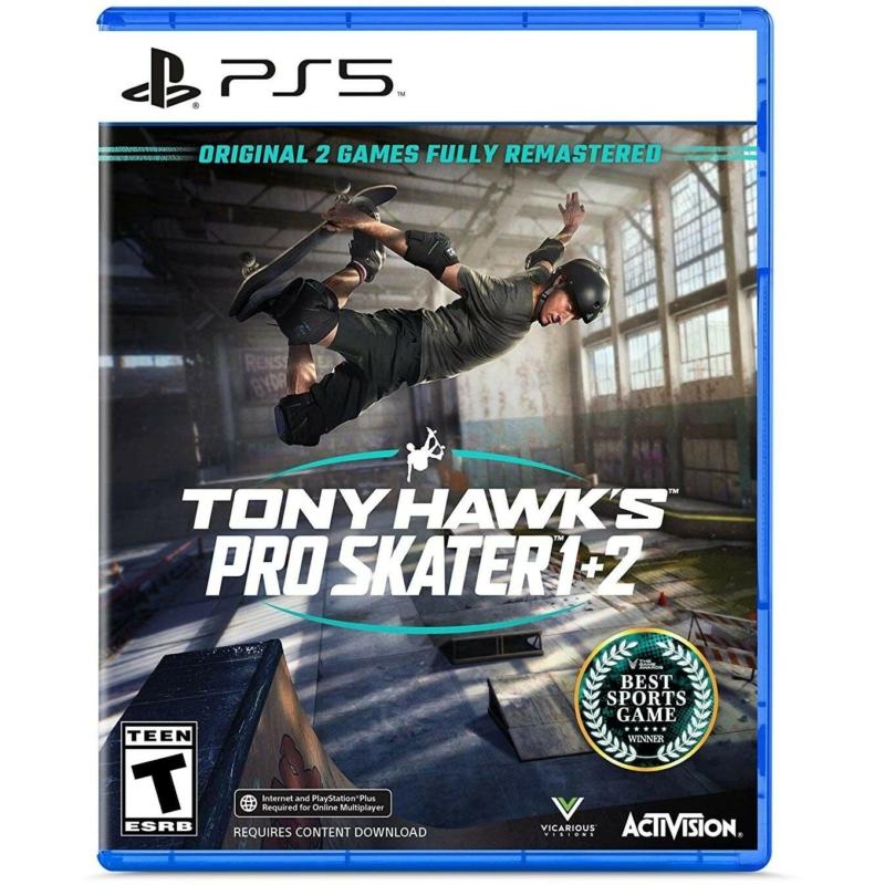 Tony Hawk's Pro Skater 1+2 (PS5)