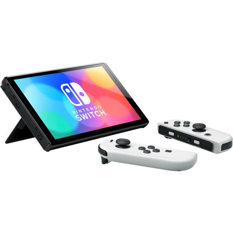 Nintendo Switch (OLED) (Fehér)