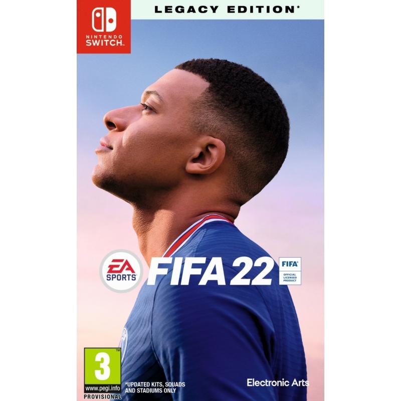 Fifa 21 Legacy Edition (Switch)
