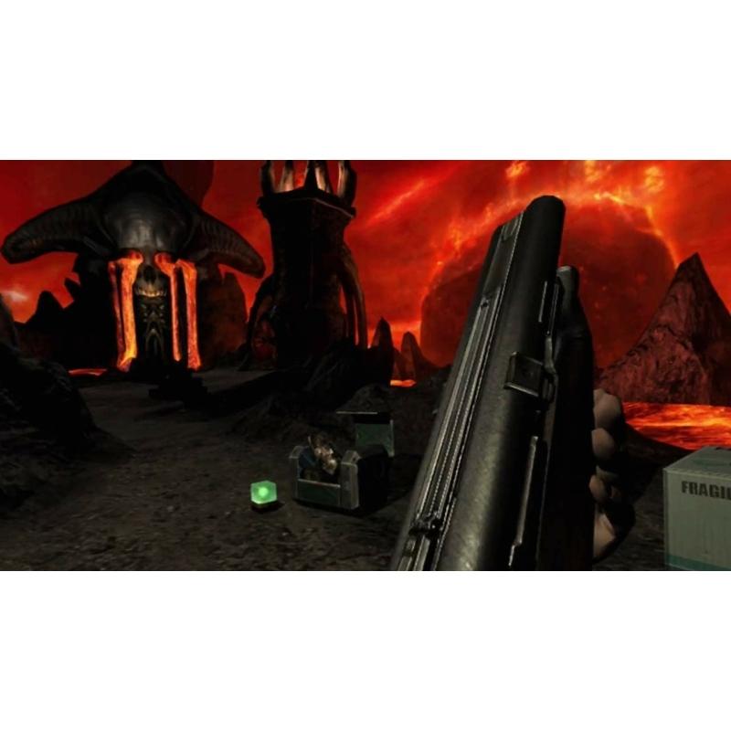 Doom 3 VR (PS4)