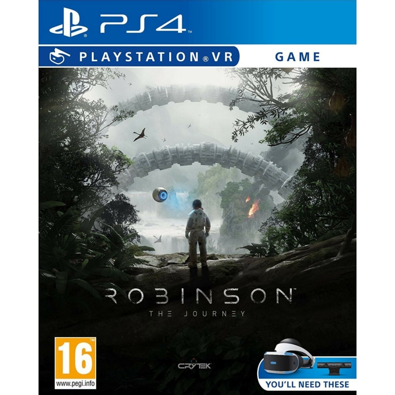 Robinson The Journey VR