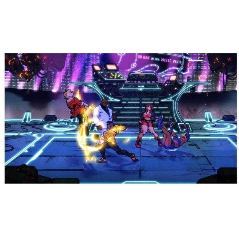 Streets of Rage 4 (PS4) (használt)