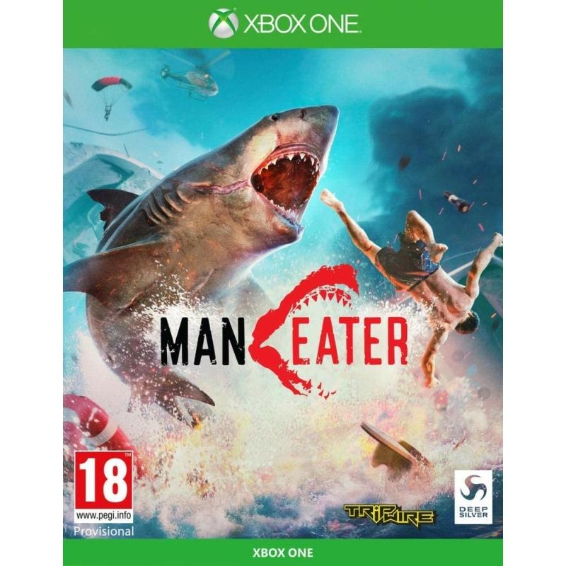 Man Eater (Xbox One) (használt)