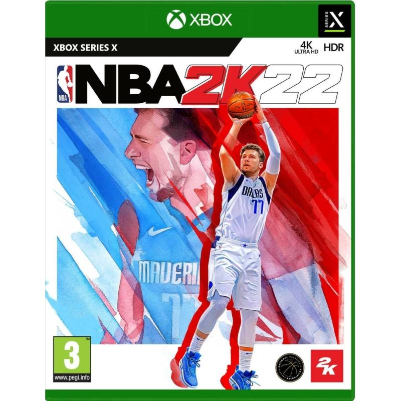 NBA 2K22 (XSX)