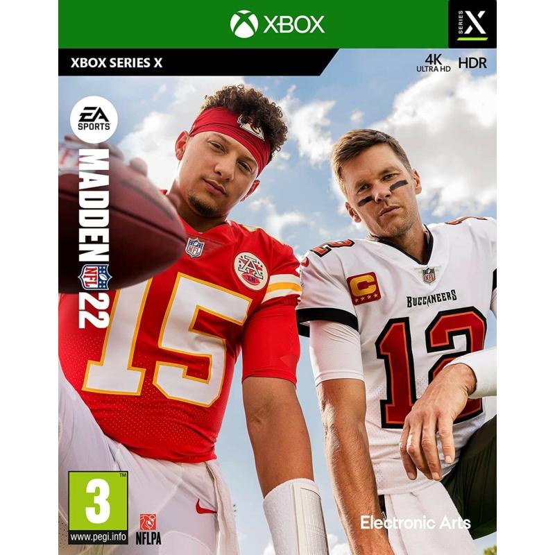 Madden NFL 22 (Xbox Series)