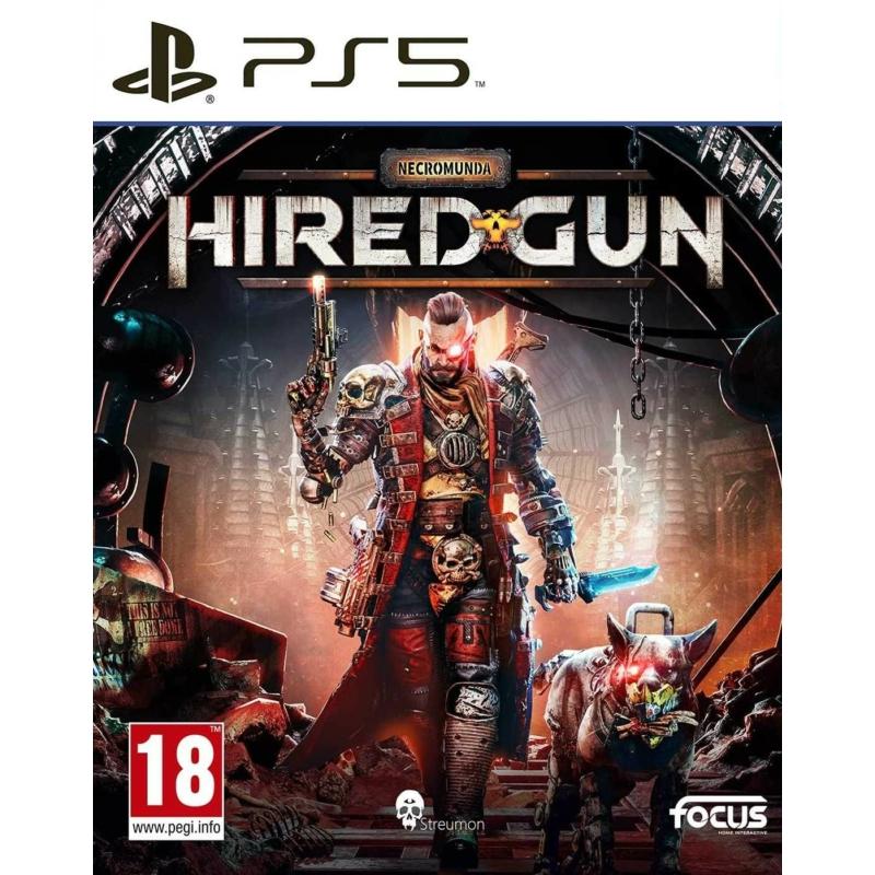 Necromunda Hired Gun (PS5)