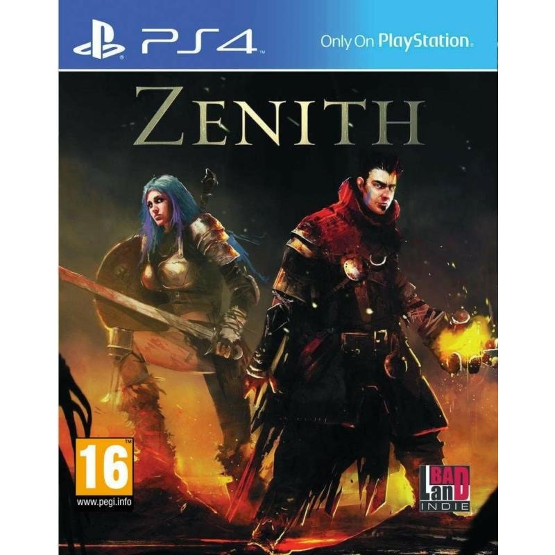 Zenith (PS4) (használt)