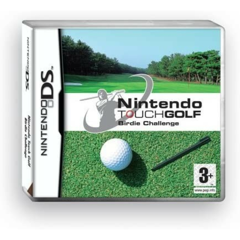 Nintendo Touch Golf Birdie Challenge (DS) (használt)