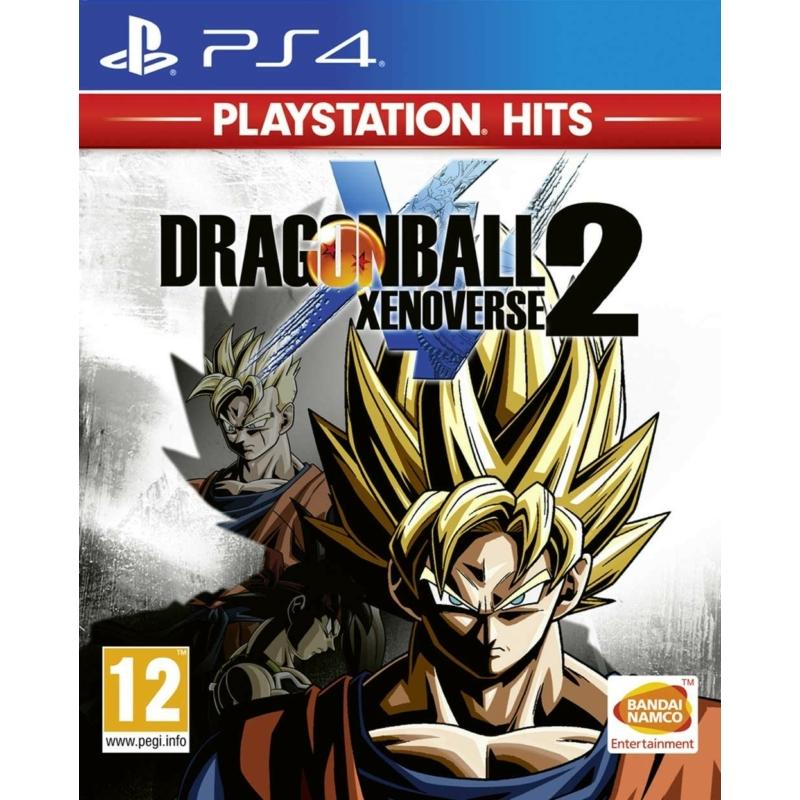 Dragon Ball Xenoverse 2 (PS4) (használt)
