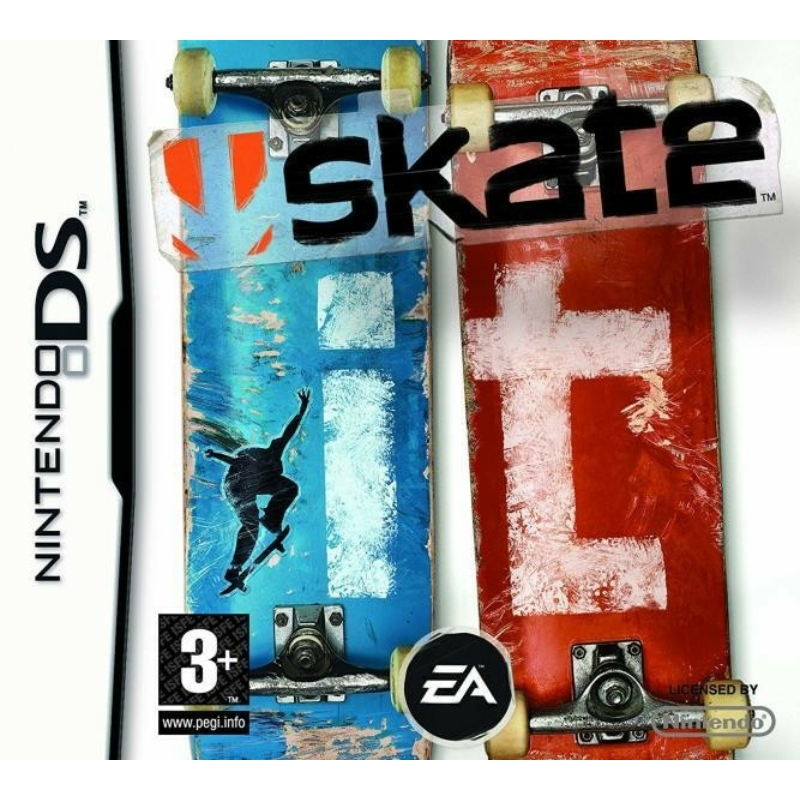 Skate 3 (DS) (használt)