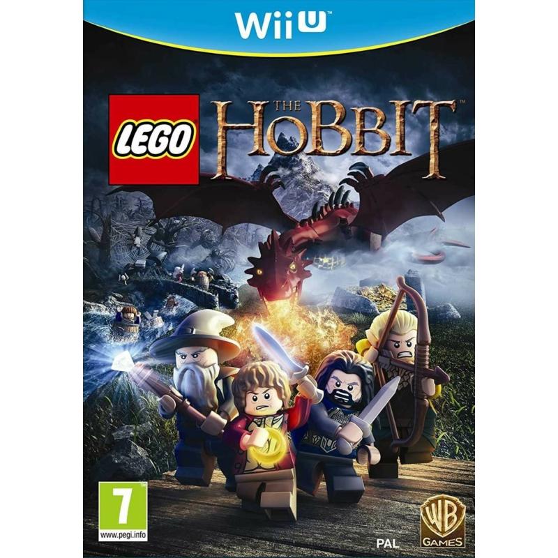 Lego The Hobbit (WIIU) (használt)