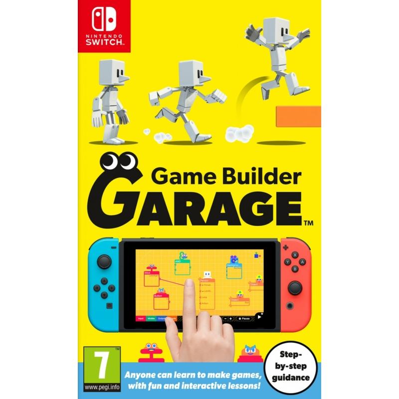 Game Builder Garage (Switch)