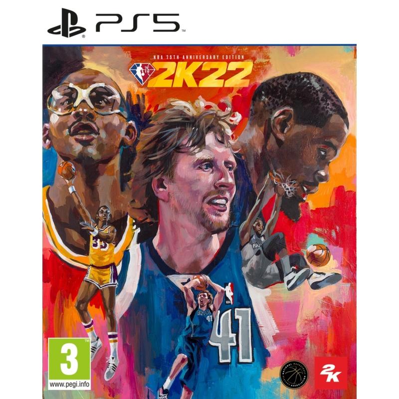 NBA 2K22 75th Anniversary Edition (PS5)