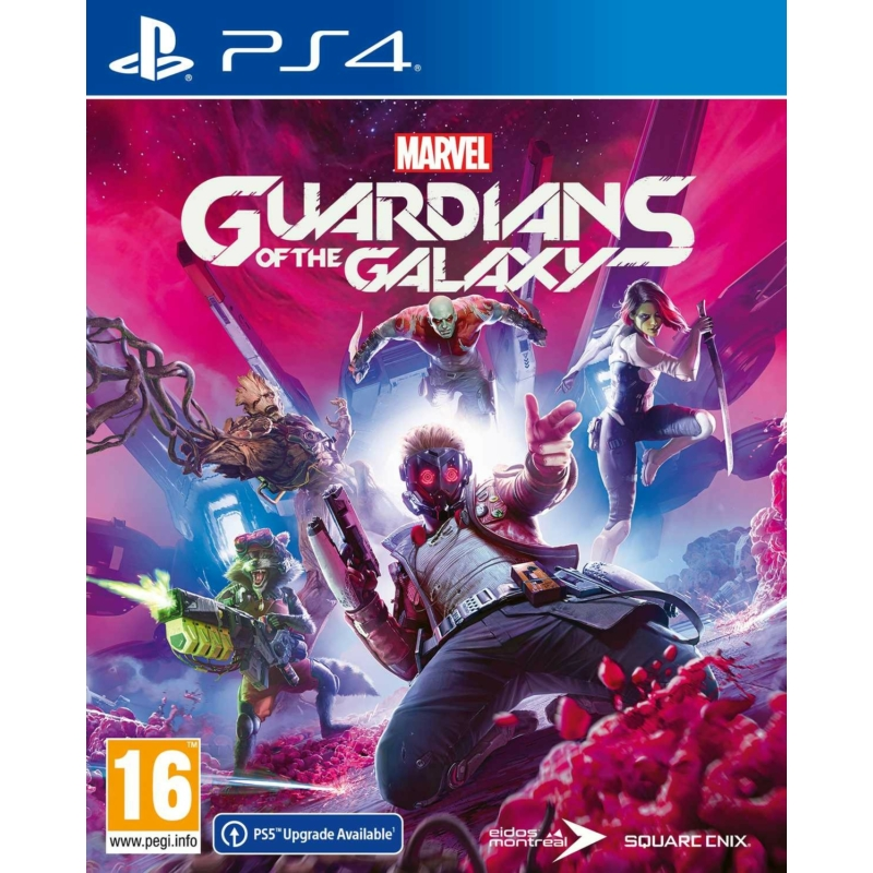 Marvel Guardians of the Galaxy (PS4)