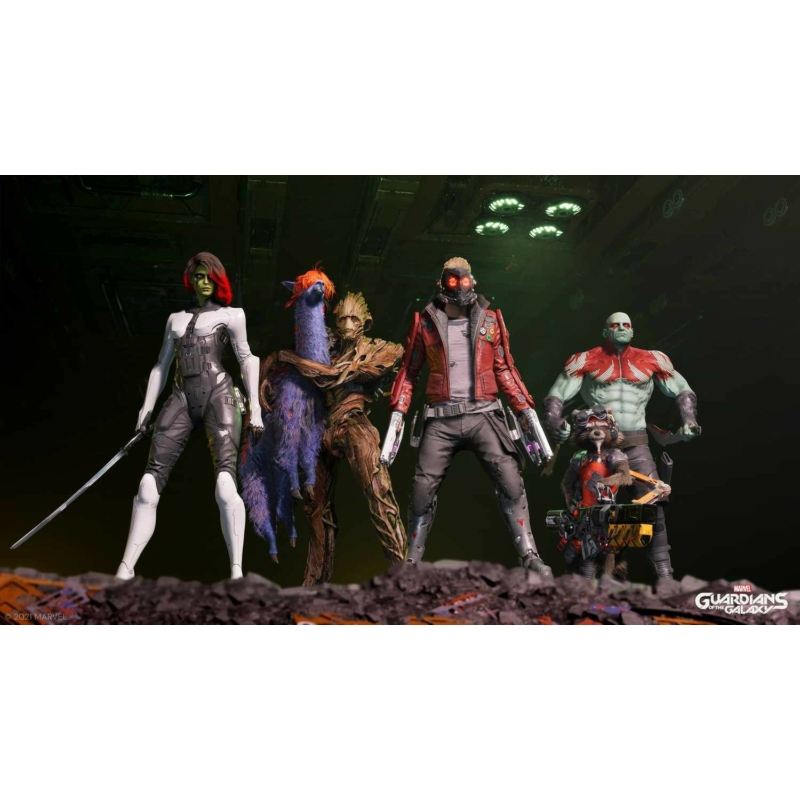 Marvel Guardians of the Galaxy (PS5)