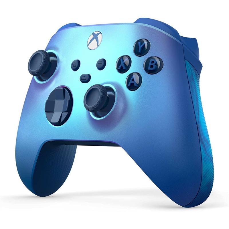 Xbox Wireless Controller Aqua Shift Special Edition (QAU-00027)