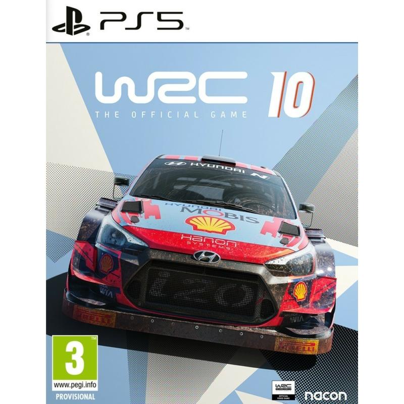 WRC 10 (PS5)