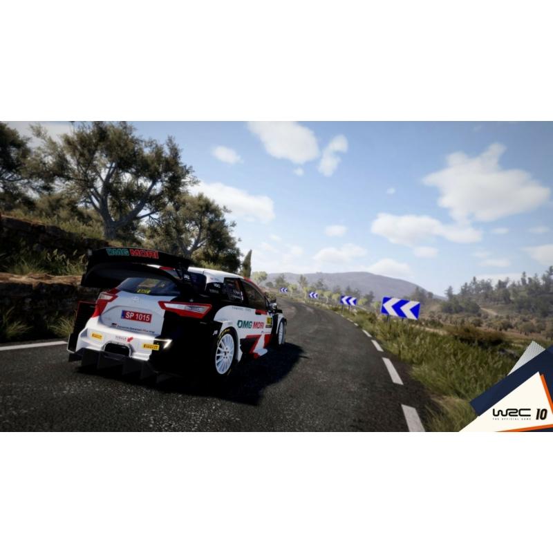WRC 10 (Xbox One)
