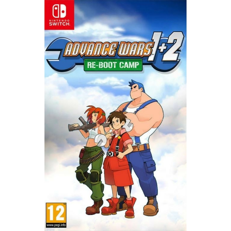 Advance Wars 1+2 Re-Boot Camp (Switch)