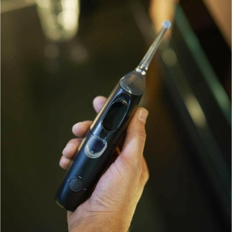 Philips HX8494/03 Sonicare DiamondClean 9000 és Airfloss Ultra (2 in 1) - Fekete