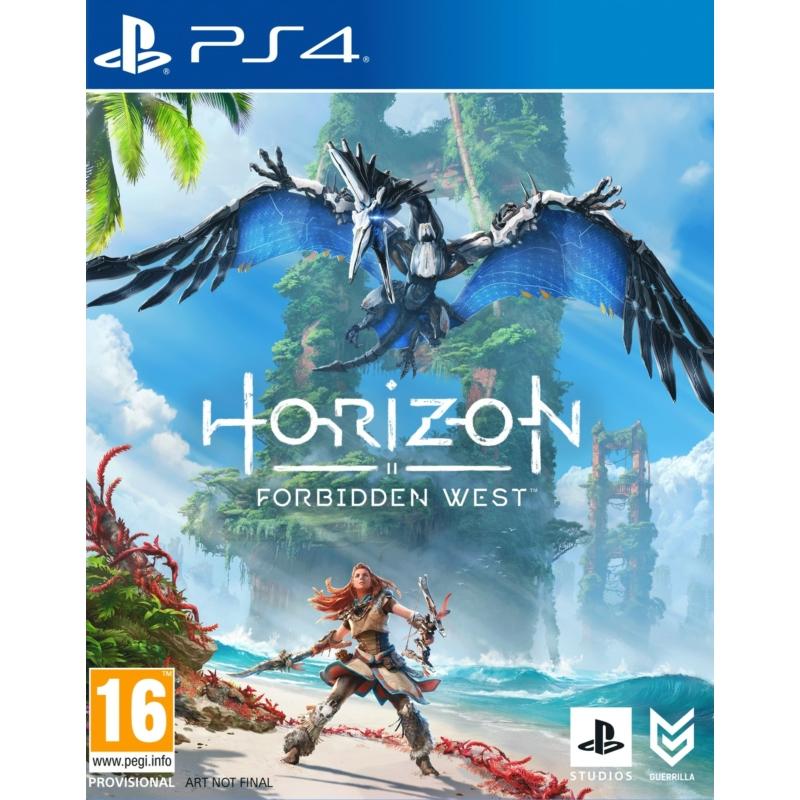 Horizon Forbidden West (PS4)