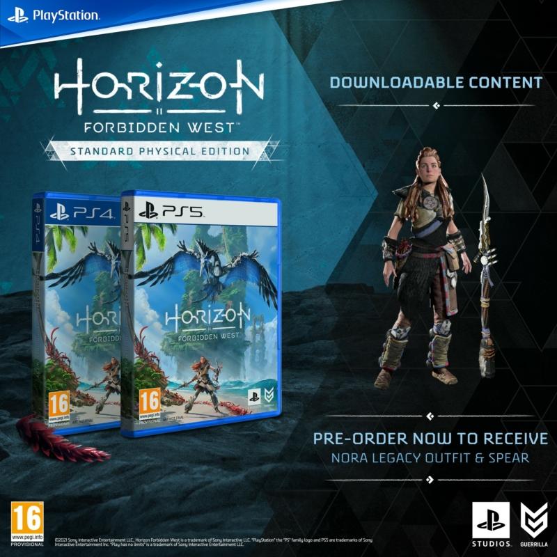 Horizon Forbidden West (PS4) (Magyar felirattal)