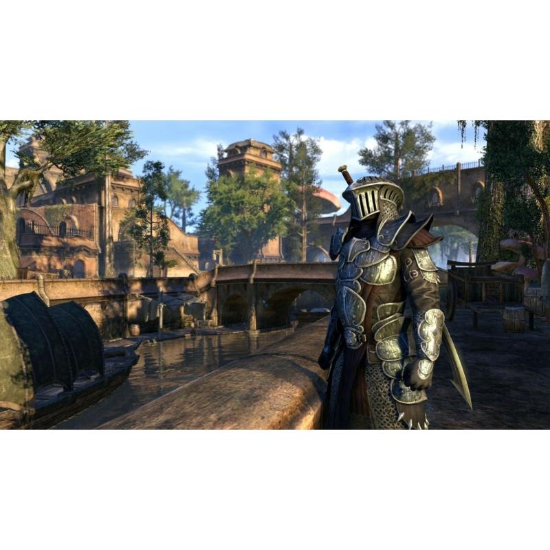 The Elder Srolls Online Morrowind