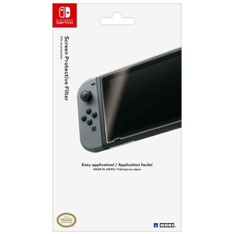 Nintendo Switch Hori Screen Protective Filter védőfólia