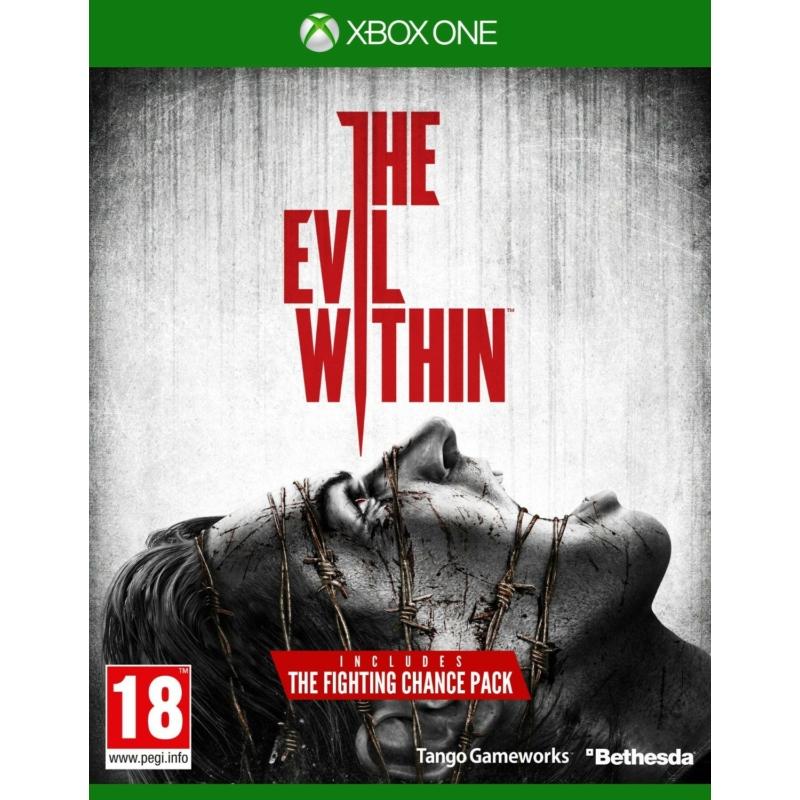 The Evil Within + Előrendelői DLC