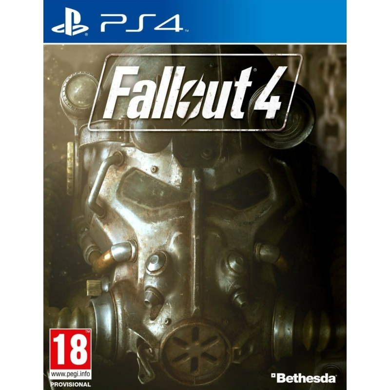 Fallout 4 + Soundtrack CD + Trolley Token + Poszter