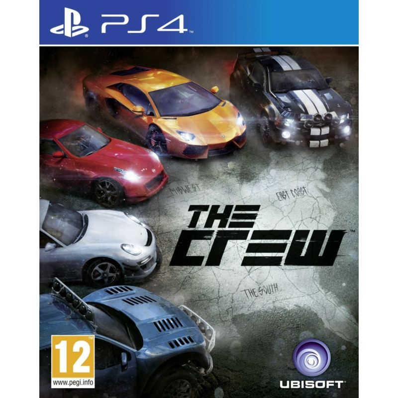 The Crew Limited Edition