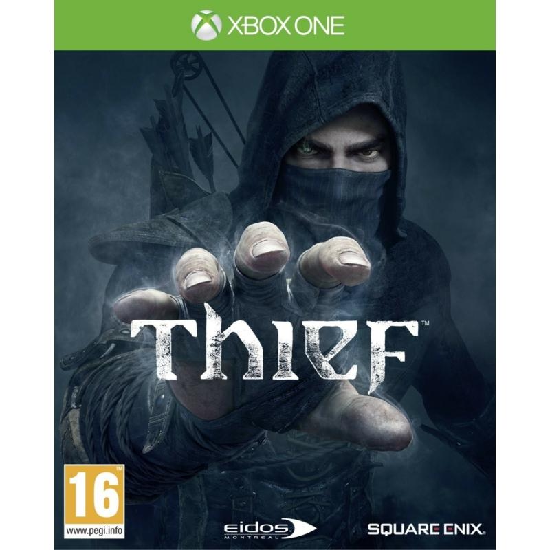 Thief + Előrendelői DLC + Poszter