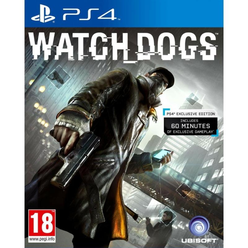 Watch Dogs Special Edition - Magyar felirattal! + Előrendelői ajándékok!