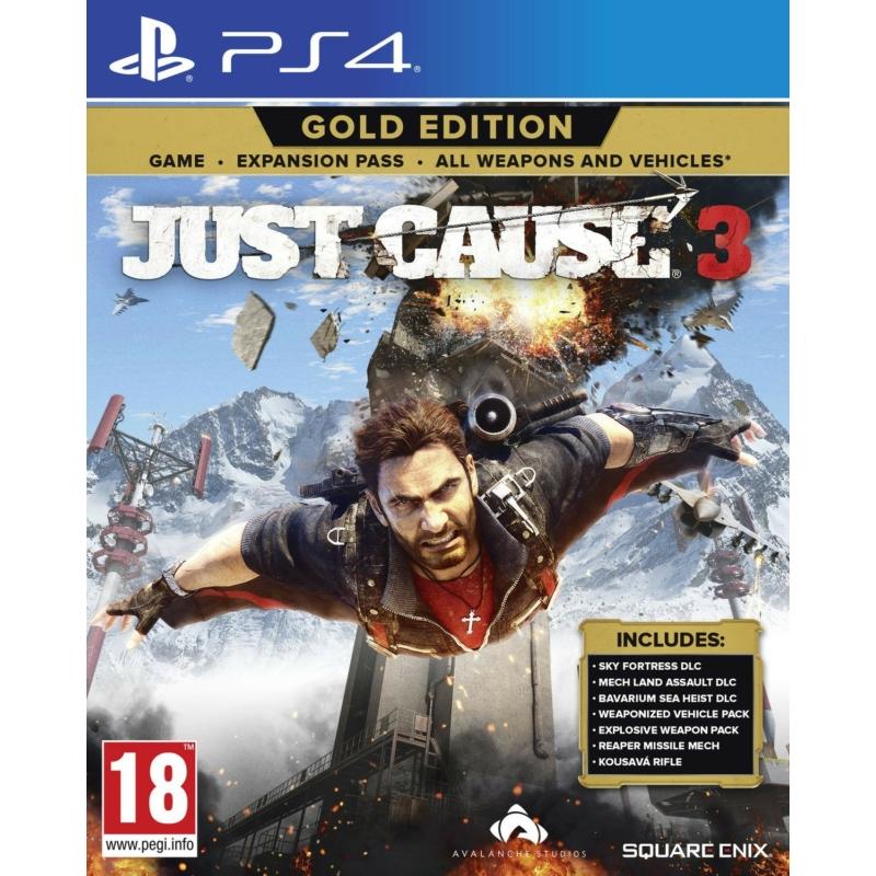 Just Cause 3 + Utikönyv