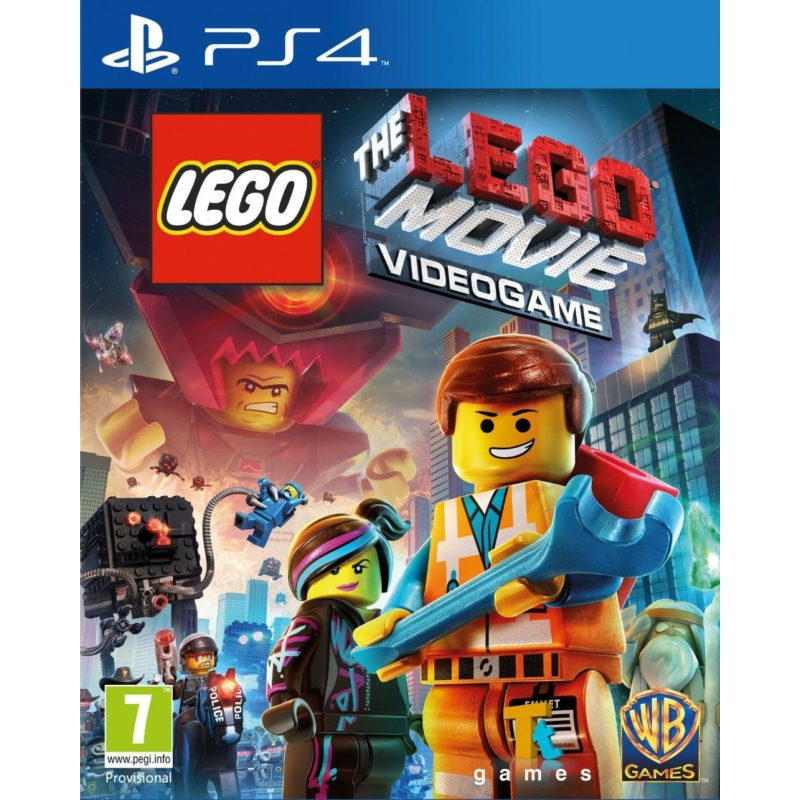 The Lego Movie Videogame + Poszter