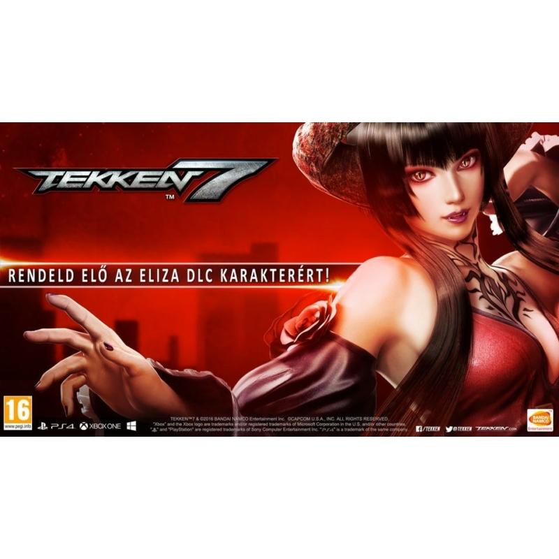 Tekken 7 + Eliza DLC