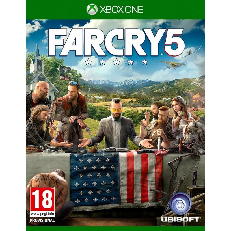 Far Cry 5 + előrendelői DLC