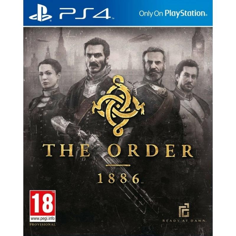 The Order 1886 + Előrendelői DLC