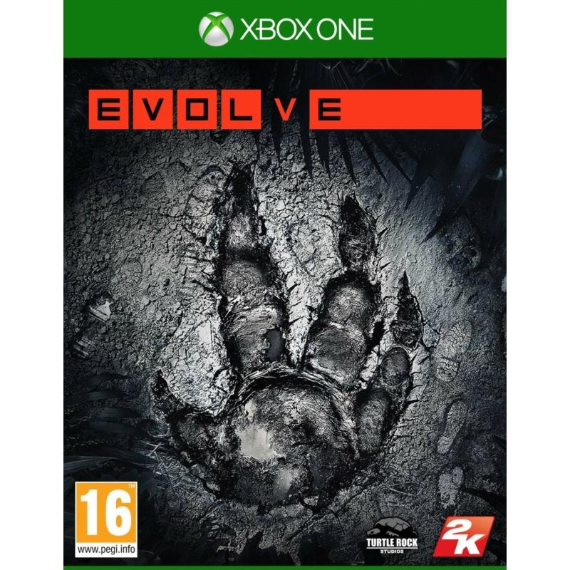Evolve + DLC