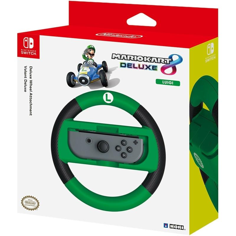 Hori Joy-Con Wheel Deluxe Mario