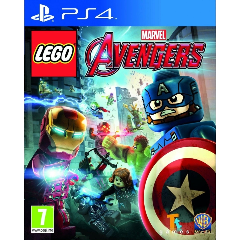 LEGO Marvel Avangers